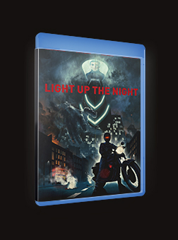 Light Up the Night: Blu-Ray