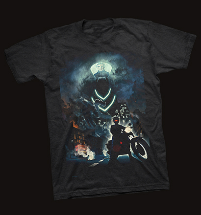 Light Up the Night: T-Shirt