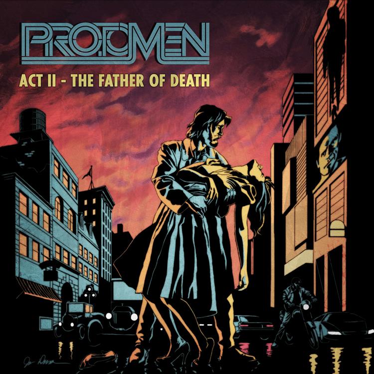 Act II - Album Cover