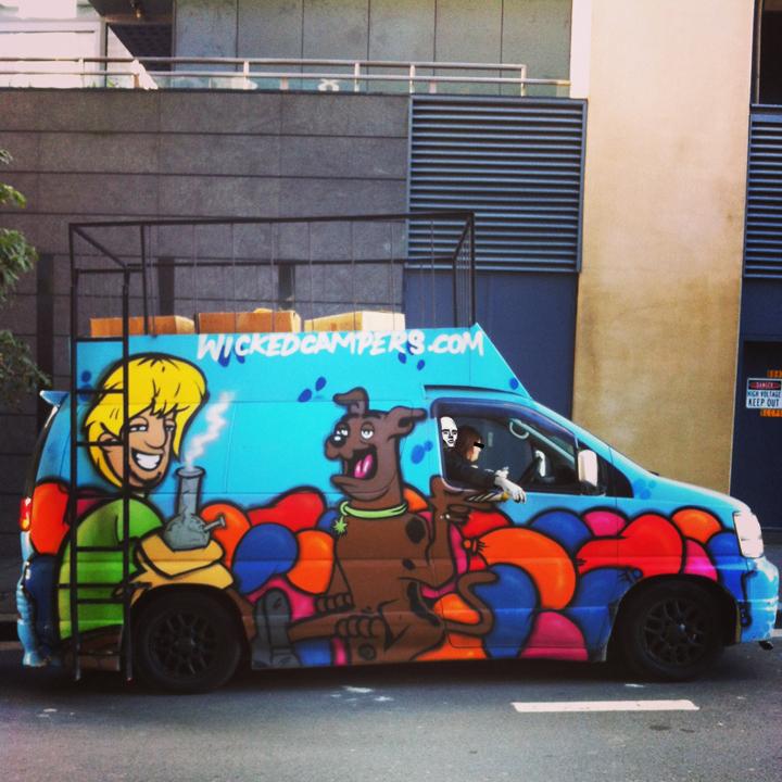 Stupid Van